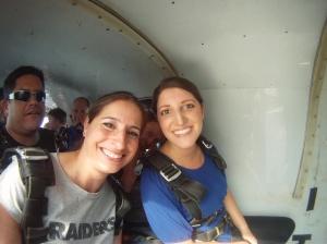 Me and Kristin