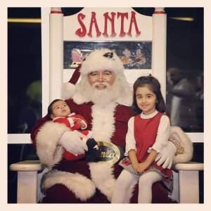 Santa blog