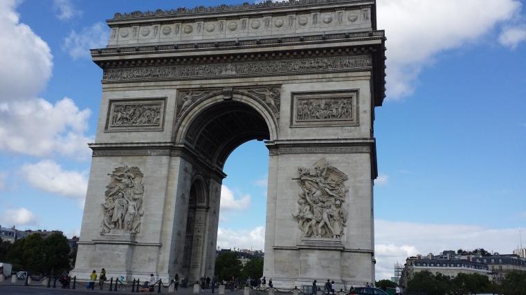 Arc de Triomphe 1