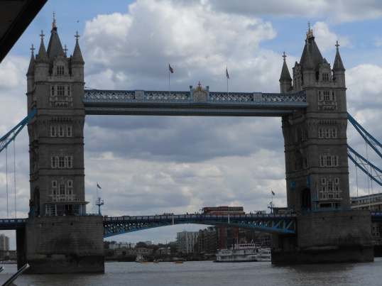 London 4- Tower Bridge 2