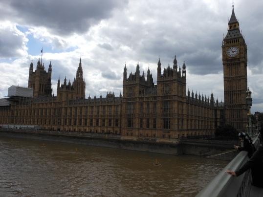 London 7- Big Ben and Parliament Building