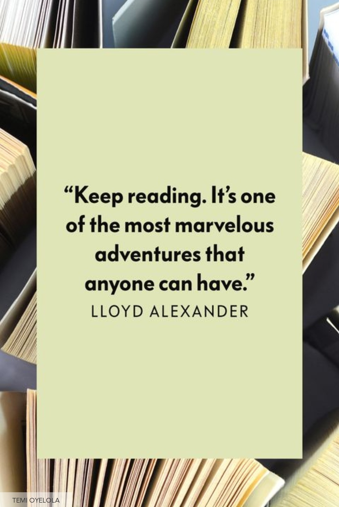 Reading Adventure quote